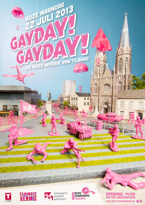 Gayday! Poster